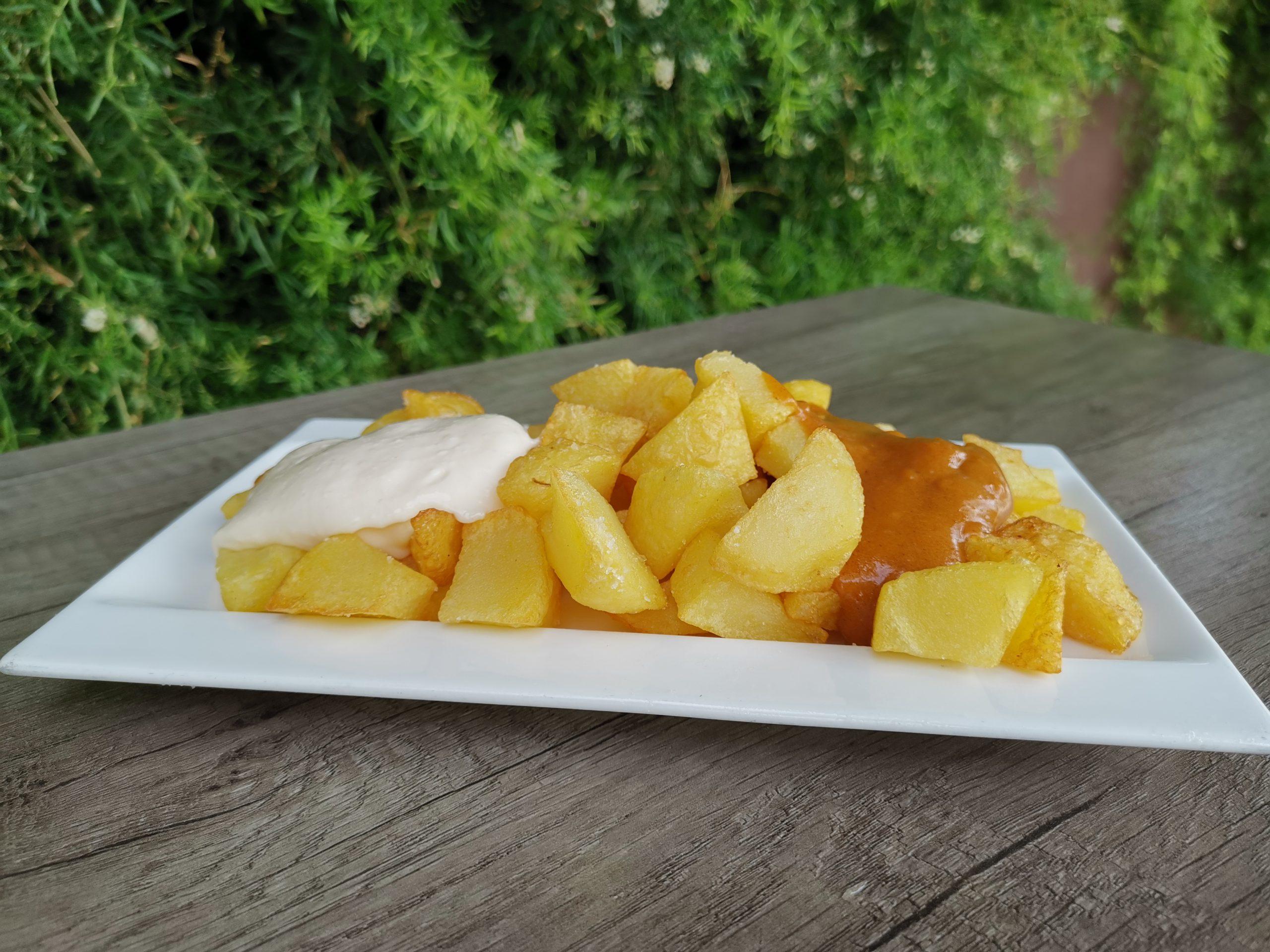 Würzige Kartoffeln