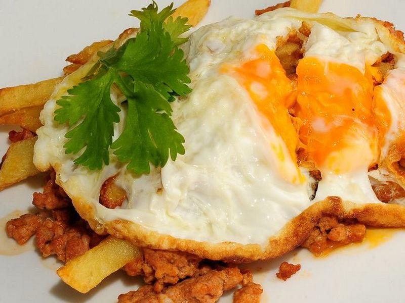 Riojana Skillet Breakfast