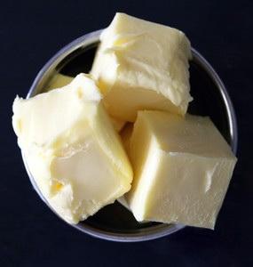 Tarrina de mantequilla