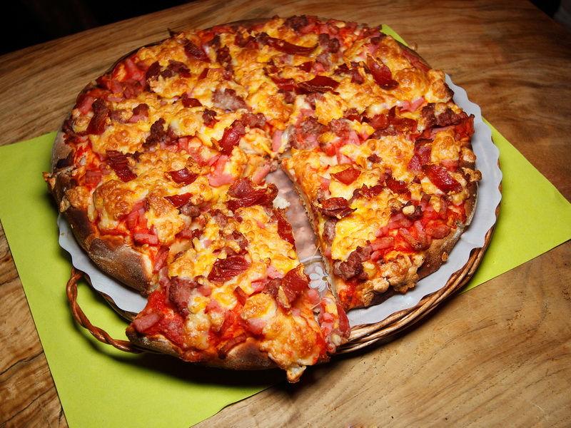 Pizza Ciudadela