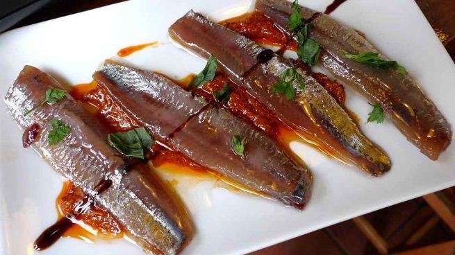 Filets Sardines fumades