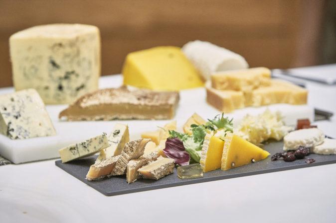 Taula de formatges *